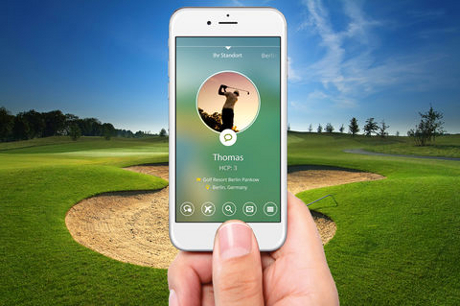 Golf Entfernungsmesser Iphone App : Golfapp golfmotion verabredungs app